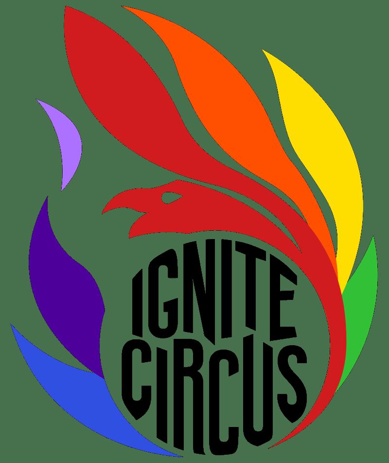 Ignite Circus Logo